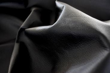 Echtleder - Texas - Haut ab 5 qm - Schwarz