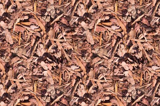 Rindenmulch - Baumwollstoff Delta