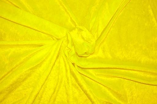Pannesamt Neon-Gelb