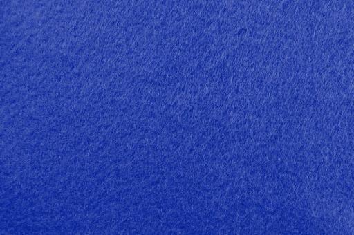 Filz-Stoff 1,5 mm stark - 100 cm Blau