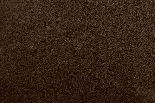 Filz-Stoff 1,5 mm stark - 100 cm Dunkelbraun