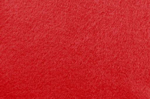 Filz-Stoff 3 mm stark - 100 cm Rot