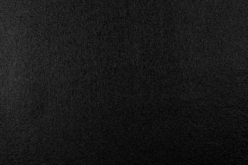 Filz-Stoff 1,5 mm stark - 100 cm Schwarz