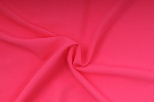 Hussen Stoff - Neonfarben Neon-Pink