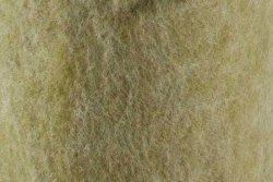 Wollfilz 5/6 mm stark - 65 cm Grün Melange