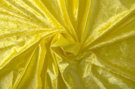 Pannesamt Gelb