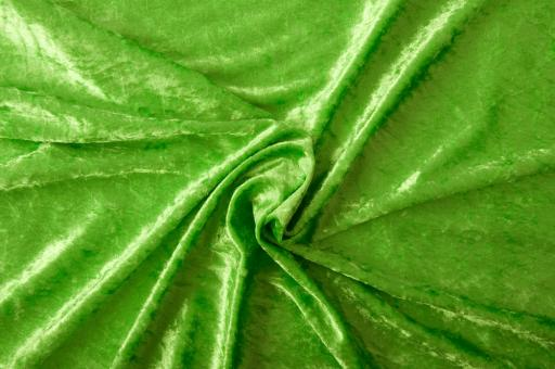 Pannesamt Hellgrün