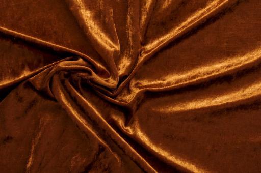 Pannesamt Kupfer