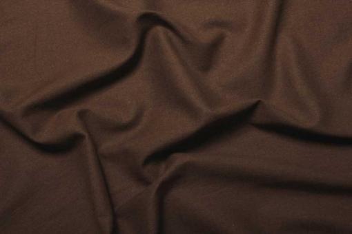 Leinen vorgewaschen Braun