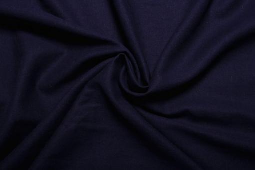 Leinen vorgewaschen Nachtblau