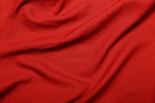 Leinen vorgewaschen Rot