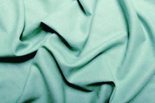 Leinen vorgewaschen Pastell-Mint