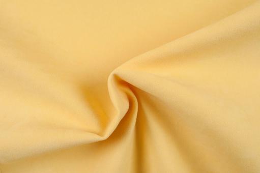 Möbelstoff - Velours - Gelb (20% Lagerausverkauf X05)