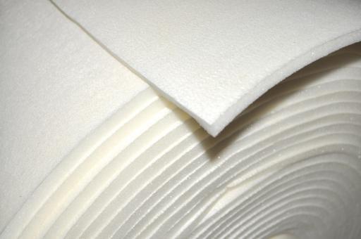 Schaumstoff  Stärke: 10 mm