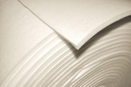 Schaumstoff - Meterware - 5 mm stark