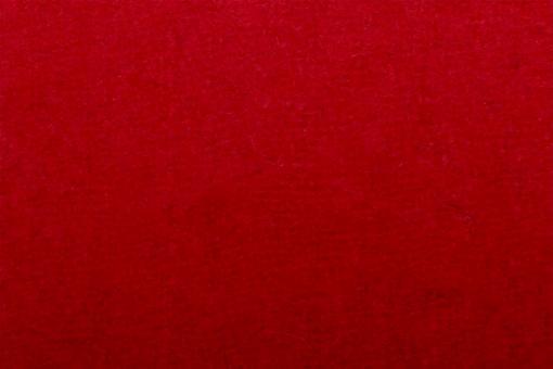 Filz aus Wolle 2 mm stark Rot
