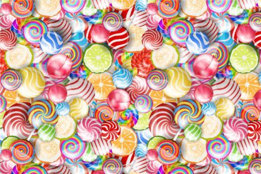 Taft - Bunte Bonbons