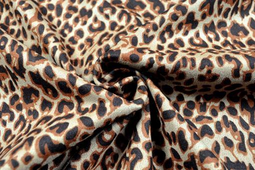 Sportstoff Scuba - Leopard