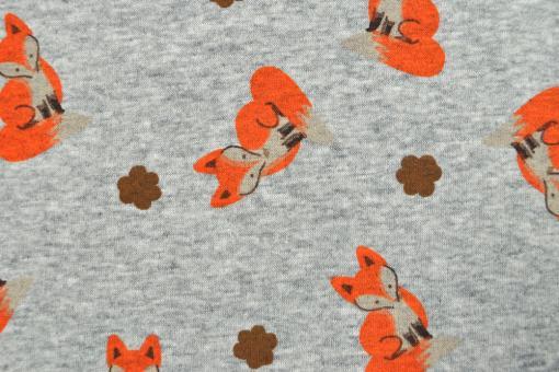 Alpen-Fleece - Fluffy Fox